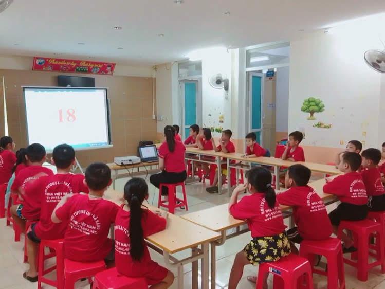 Số học trí tuệ thông minh cho trẻ từ 4-14 tuổi